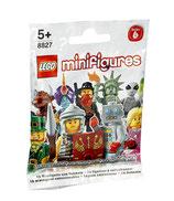 LEGO 8827 MINIFIGURA SERIE 6 | SOBRE CERRADO