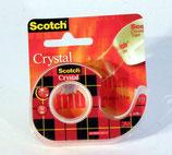 Nastro adesivo Crystall con dispenser