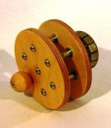 Raccoglitore legno con manopola cm 20 e 30