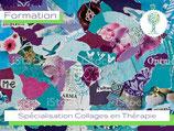 Spécialisation Collages en Art Thérapie Inscription