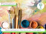 Spécialisation Peinture en Art Thérapie Inscription