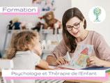 Psychologie et Thérapie Enfant Inscription
