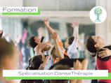Spécialisation Danse Thérapie Inscription
