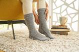 Freizeit Stutzen / Frottee Socken