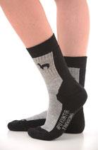 Alpaka Trekking Socken