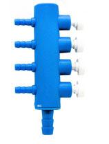 4er Luftverteiler Kunststoff