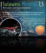 Sulawesi Mineral 7,5  Mineralien und Spurenelemente