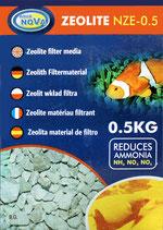 Zeolith mit Filternetz 500g