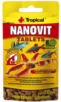 TROPICAL NANOVIT TABLETS