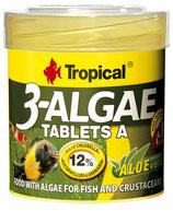 3-ALGAE TABLETTEN  auch für Garnelen und Schnecken