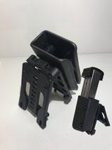H&S Speedmag 5 Extended  Doppelreihige Magazinhalter aus Kydex.