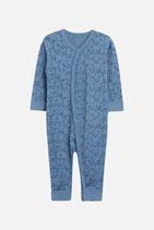 Hust & Claire - Schlafanzug Bären aus Wolle und Seide
