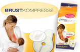 Quarkpack Brustkompresse
