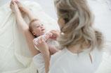 Babymassage (0-6 Monate)