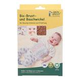 Grünspecht Bio-Brust- und Bauchwickel