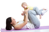 Fit mit Baby - Rückbildungskurs
