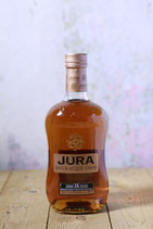Jura Durachs' own 16J Single Malt Rich&Full
