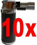 10 x Feuerzeug, Sturmfeuerzeug