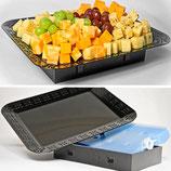 Coldplate - gekühlte Servierplatte für Ihre Lebensmittel