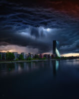GEWITTER AM MAIN BY OLIOPTIC-FOTO-PUZZLE 1.000 TEILE