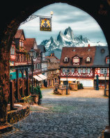 BRAUNFELS BY OLIOPTIC-FOTO-PUZZLE 1.000 TEILE