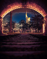 TUNNELBLICK BY OLIOPTIC-FOTO-PUZZLE 1.000 TEILE