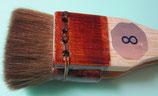 S-019 Кисть №8 / Brush #8 / 刷毛 8分