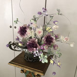 C-008 Умиротворяющий душу цветок / 華あかり / Flower bringing peace to soul