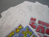 B-025 Учебная тетрадь №12 / 講師研究会第12課程 / Research note #12
