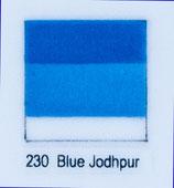 Blue Jodhpur (Bleu océan)
