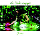 CD Le Jardin Magique, de Joève, BEST OF