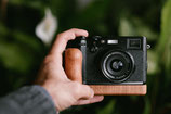 Holzgriff für Fujifilm X100F