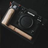 Holzgriff JK Edition Fujifilm X-T2
