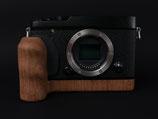 Holzgriff für Fujifilm X-E1 / X-E2 / X-E2s