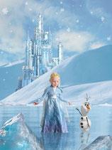 Frozen Ice Queen Composite