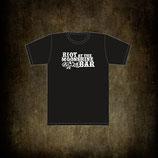 T-Shirt schwarz/Bandlogo