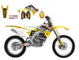 REPLICA TEAM GRP SUZUKI WORLD MXGP 2016 AUFKLEBER KIT