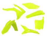 Plastikkit CRF 450 13-16, CRF 250 14- 16 US Neon Gelb 6tlg