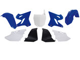 R-TECH YZ 02-14 Restyle Kit OEM blau, weiß