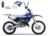 REPLICA TEAM YAMAHA FACTORY RACING 2016 AUFKLEBER KIT