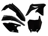 Plastikkit RMZ 250 10- 5tlg. schwarz