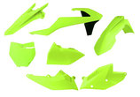 Plastikkit KTM SX/SXF 2016- Neon Gelb 6-teilig