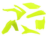 Plastikkit CRF 450 13-16, CRF 250 14- 16 Neon Gelb 6tlg