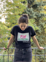 "T-Shirt Fidi ""Vermissung"" (Ladies Fit)"