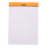 Rhodia No.16 A5 Blank, Orange cover