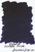 Diamine 80ml Scribble Purple