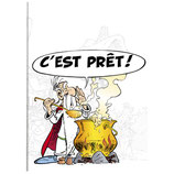 Asterix by Clairefontaine