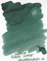 Diamine 30ml Green Umber