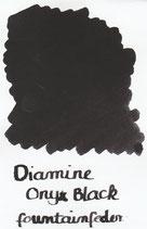 Diamine 30ml Onyx Black