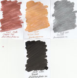 KWZ Calligraphy Ink Sample